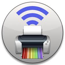 graphic of wireless printer