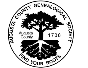 Augusta County Genealogical Society logo
