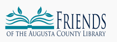 Friends of the Augusta County Library logo