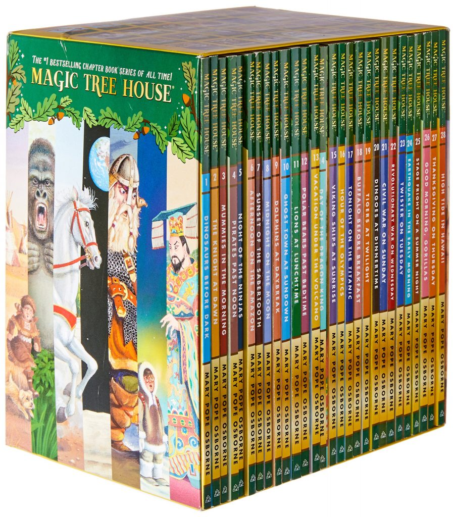 The Magic Tree House Book Party