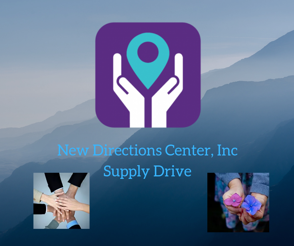 New Directions Supply Drive