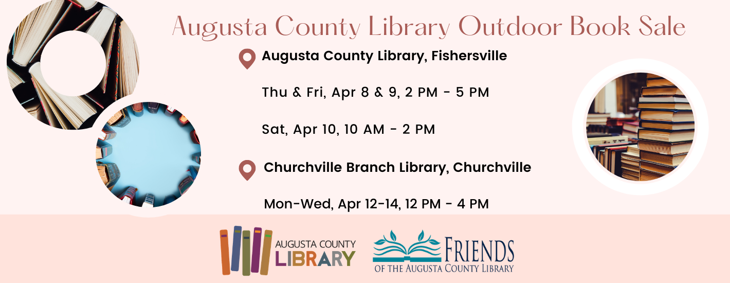National Library Week Book Sale!
