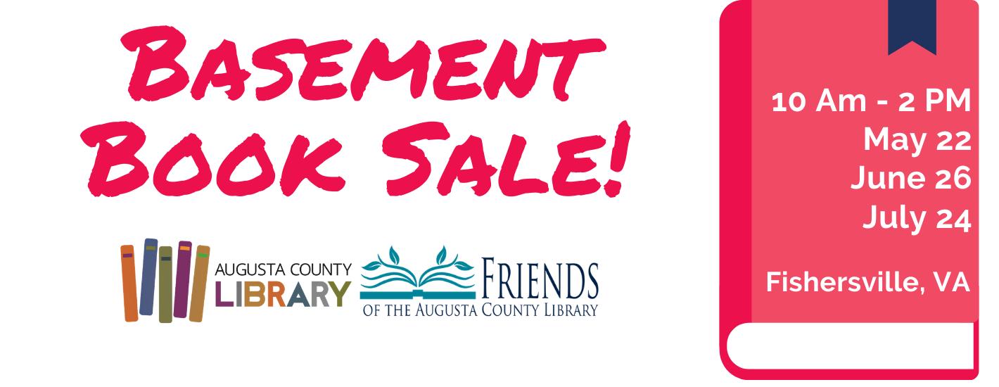 Basement Book Sale